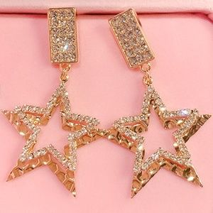 Bling Bling Cubic Zirconia Earrings